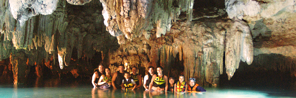 The best Cenote Snorkeling tour.